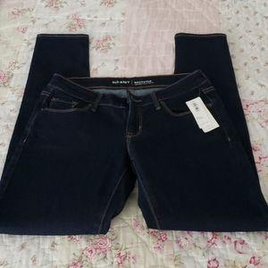 Old Navy Rockstar jeans,  NWT